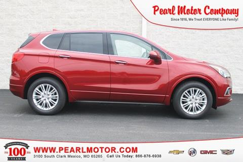 2017 Buick Envision for sale in Mexico, MO