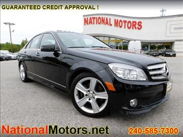 2010 Mercedes-Benz C-Class for sale in Waldorf, MD