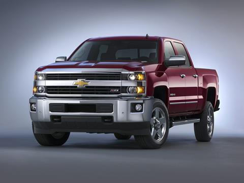 2017 Chevrolet Silverado 3500HD for sale in Johnson City, TN