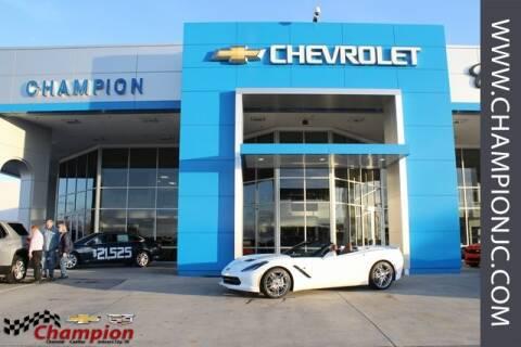 2016 Chevrolet Corvette for sale in Johnson City, TN