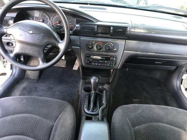2004 Chrysler Sebring 4dr Sedan - Indianapolis IN