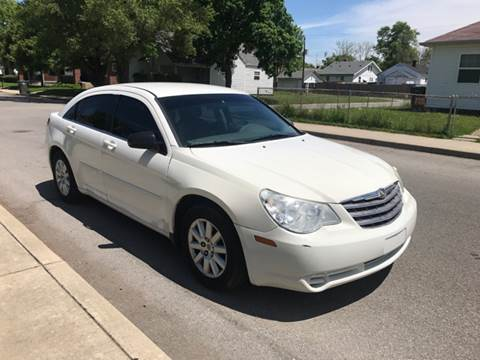 2009 Chrysler Sebring for sale at JE Auto Sales LLC in Indianapolis IN