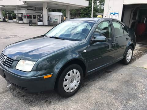 2003 Volkswagen Jetta for sale at JE Auto Sales LLC in Indianapolis IN