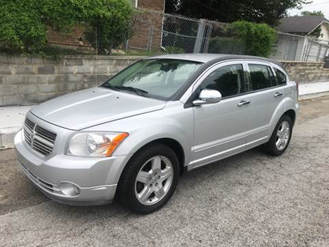 2008 Dodge Caliber for sale at JE Auto Sales LLC in Indianapolis IN