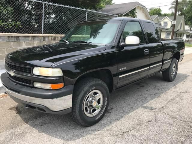 1999 Chevrolet Silverado 1500 3dr LS 4WD Extended Cab LB   Indianapolis IN