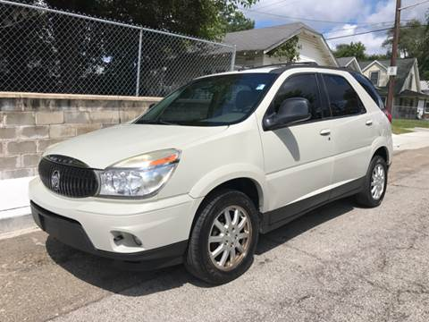 2007 Buick Rendezvous for sale at JE Auto Sales LLC in Indianapolis IN