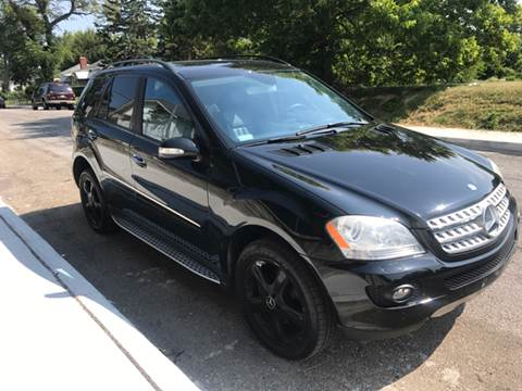 2007 Mercedes-Benz M-Class for sale at JE Auto Sales LLC in Indianapolis IN