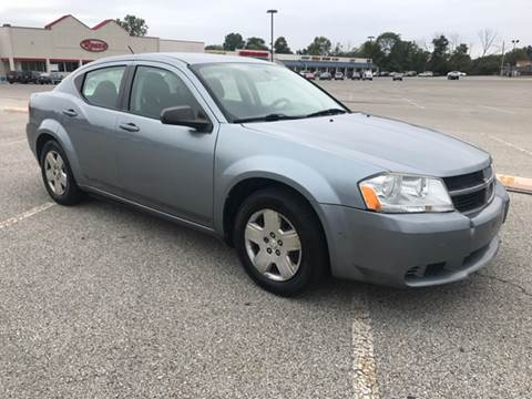 2010 Dodge Avenger for sale at JE Auto Sales LLC in Indianapolis IN