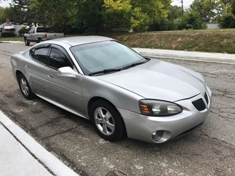 2008 Pontiac Grand Prix for sale at JE Auto Sales LLC in Indianapolis IN