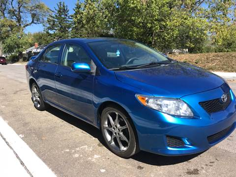 2010 Toyota Corolla for sale in Indianapolis, IN