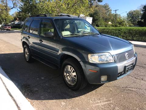 2005 Mercury Mariner for sale in Indianapolis, IN