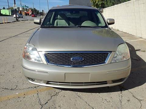 2006 Ford Five Hundred for sale at JE Auto Sales LLC in Indianapolis IN