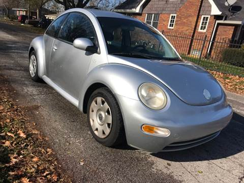 2003 Volkswagen New Beetle for sale at JE Auto Sales LLC in Indianapolis IN