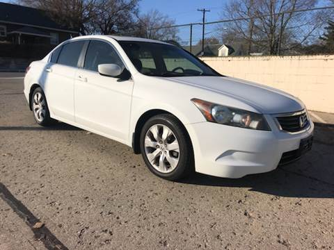 2009 Honda Accord for sale at JE Auto Sales LLC in Indianapolis IN