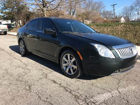 2010 Mercury Milan for sale at JE Auto Sales LLC in Indianapolis IN
