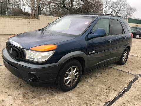 2002 Buick Rendezvous for sale at JE Auto Sales LLC in Indianapolis IN