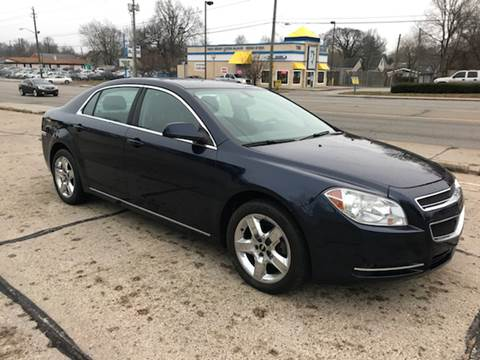 2010 Chevrolet Malibu for sale at JE Auto Sales LLC in Indianapolis IN