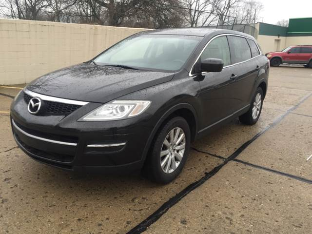 2007 Mazda CX-9 for sale at JE Auto Sales LLC in Indianapolis IN