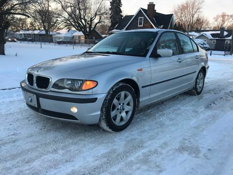 2002 BMW 3 Series for sale at JE Auto Sales LLC in Indianapolis IN