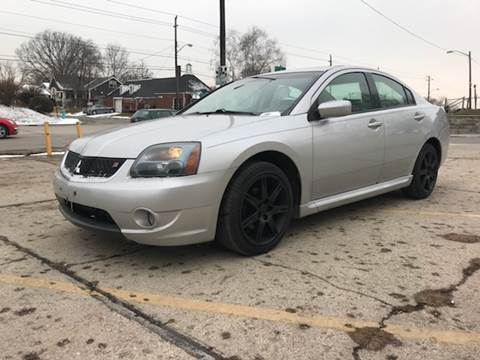 2007 Mitsubishi Galant for sale at JE Auto Sales LLC in Indianapolis IN