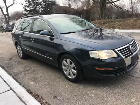 2007 Volkswagen Passat for sale at JE Auto Sales LLC in Indianapolis IN