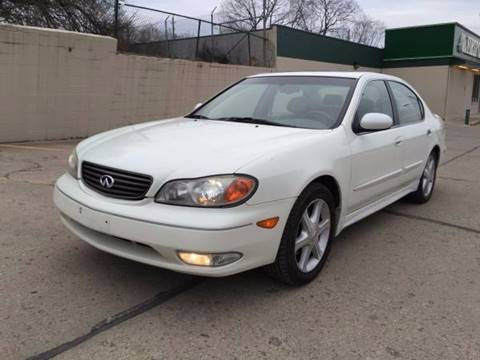 2004 Infiniti I35 for sale at JE Auto Sales LLC in Indianapolis IN