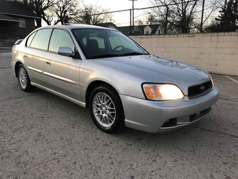 2003 Subaru Legacy for sale at JE Auto Sales LLC in Indianapolis IN