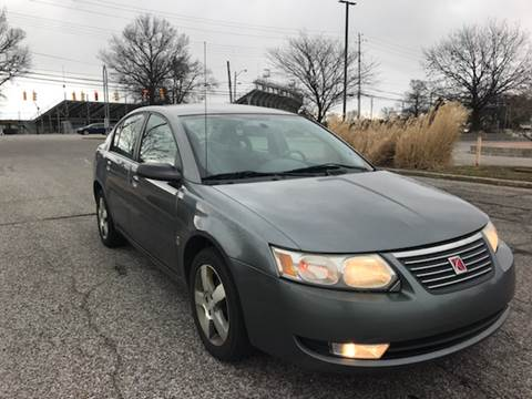 2006 Saturn Ion for sale at JE Auto Sales LLC in Indianapolis IN