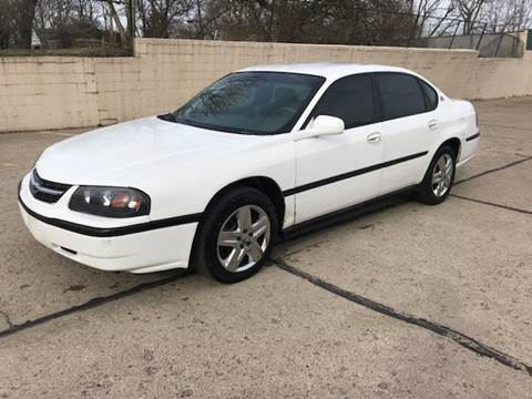 2000 Chevrolet Impala for sale at JE Auto Sales LLC in Indianapolis IN