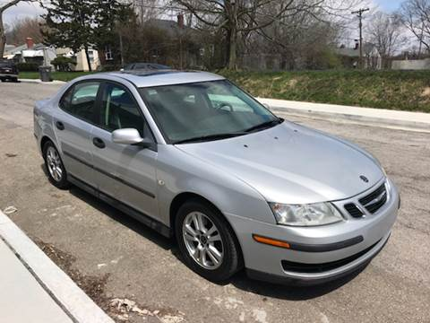2005 Saab 9-3 for sale at JE Auto Sales LLC in Indianapolis IN