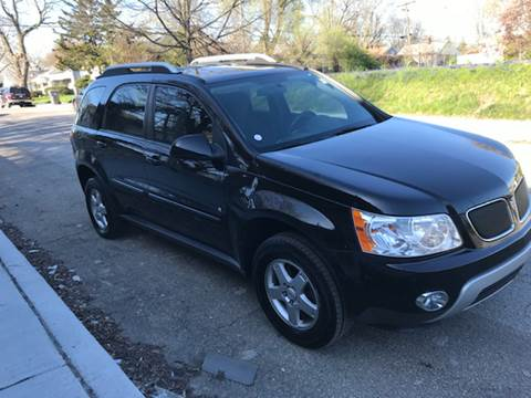 2008 Pontiac Torrent for sale at JE Auto Sales LLC in Indianapolis IN