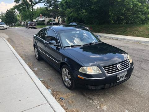 2005 Volkswagen Passat for sale at JE Auto Sales LLC in Indianapolis IN