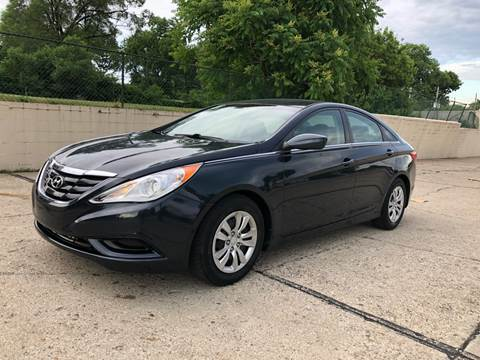 2011 Hyundai Sonata for sale at JE Auto Sales LLC in Indianapolis IN