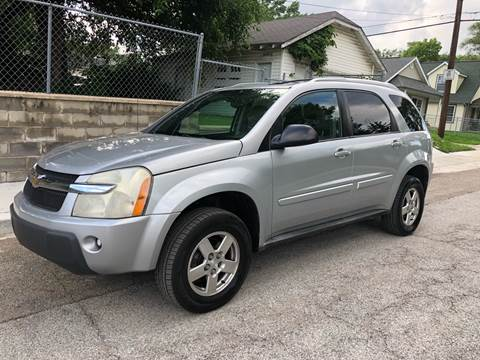 2005 Chevrolet Equinox for sale at JE Auto Sales LLC in Indianapolis IN