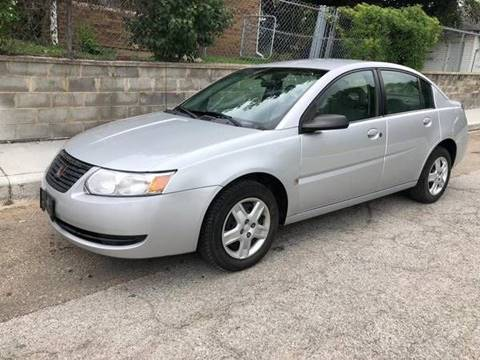 2007 Saturn Ion for sale at JE Auto Sales LLC in Indianapolis IN