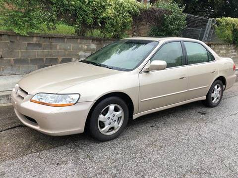2000 Honda Accord for sale at JE Auto Sales LLC in Indianapolis IN