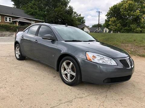 2009 Pontiac G6 for sale at JE Auto Sales LLC in Indianapolis IN