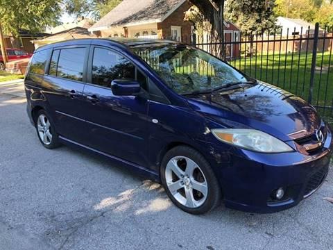 2006 Mazda MAZDA5 for sale at JE Auto Sales LLC in Indianapolis IN