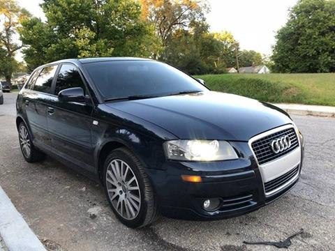 2008 Audi A3 for sale at JE Auto Sales LLC in Indianapolis IN