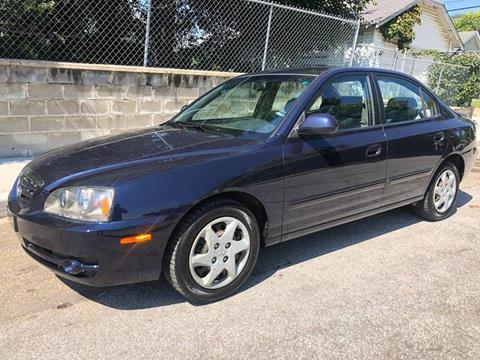 2005 Hyundai Elantra for sale at JE Auto Sales LLC in Indianapolis IN