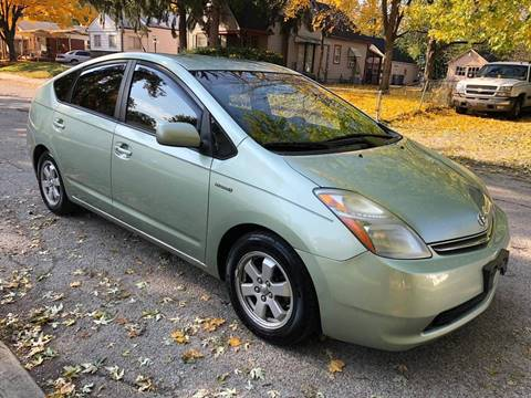 2007 Toyota Prius for sale at JE Auto Sales LLC in Indianapolis IN