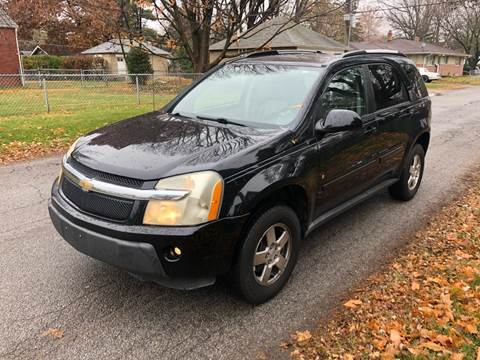 2006 Chevrolet Equinox for sale at JE Auto Sales LLC in Indianapolis IN