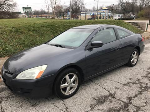 2004 Honda Accord for sale at JE Auto Sales LLC in Indianapolis IN