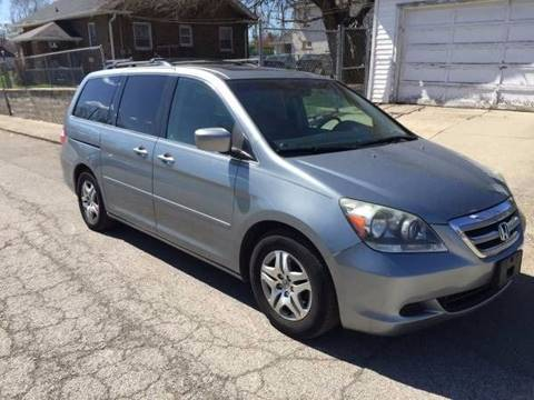 2005 Honda Odyssey for sale at JE Auto Sales LLC in Indianapolis IN