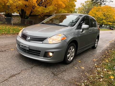 2011 Nissan Versa for sale at JE Auto Sales LLC in Indianapolis IN