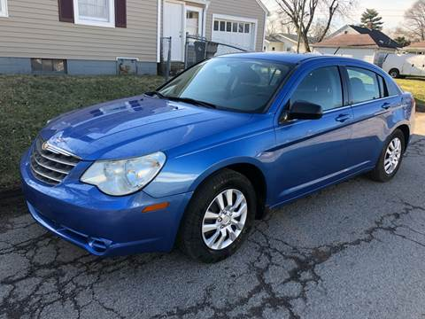 2008 Chrysler Sebring for sale at JE Auto Sales LLC in Indianapolis IN
