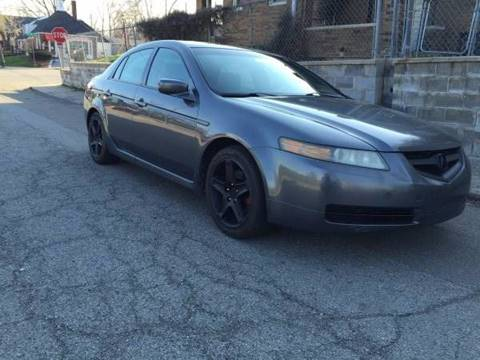 2004 Acura TL for sale at JE Auto Sales LLC in Indianapolis IN