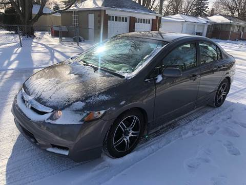 2011 Honda Civic for sale at JE Auto Sales LLC in Indianapolis IN