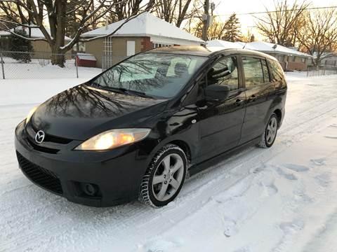 2007 Mazda MAZDA5 for sale at JE Auto Sales LLC in Indianapolis IN