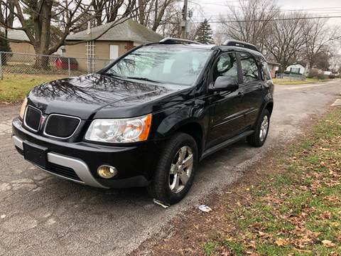 2006 Pontiac Torrent for sale at JE Auto Sales LLC in Indianapolis IN